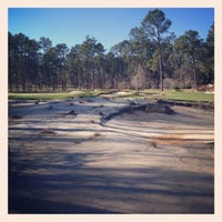 Photo taken at Mid Pines Golf Club by Tim C. on 1/18/2013