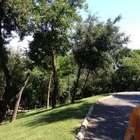 Photo taken at Yıldız Parkı by İsmail S. on 6/20/2013