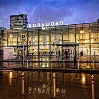 Снимок сделан в Международный аэропорт Кольцово (SVX) пользователем Sergey A. 11/1/2013
