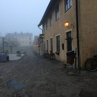 Photo taken at Varberg by Sergey A. on 2/27/2013