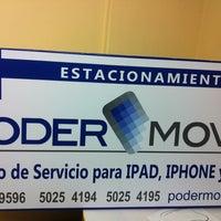 Photo taken at Poder Móvil by Karla R. on 10/19/2012