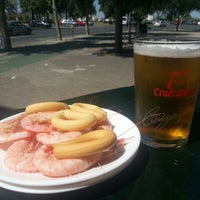Photo taken at Cerveceria el Alamillo by Marcos G. on 4/29/2014