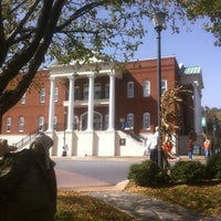 Photo taken at Ellijay Town Square by Bryan M. on 10/19/2012
