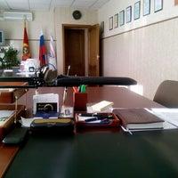 "Photo taken at ГП К.О. ""Костромское ПАТП #3"" by Marina R. on 10/17/2013"