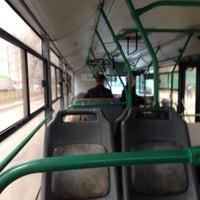 Photo taken at Автобус № 23 by Александр А. on 4/15/2014