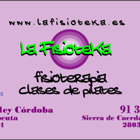 Foto tomada en La Fisioteka. Fisioterapia & Pilates #EscuelaNaturalRunning por La Fisioteka. Fisioterapia & Pilates #EscuelaNaturalRunning el 9/1/2015