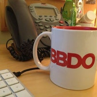Photo taken at BBDO New York by Brittany B. on 1/28/2013