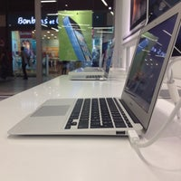 Photo taken at iStore Tunis City by Houda D. on 9/15/2014