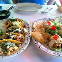 Photo taken at Frida Mexican Restaurant by Yejin Y. on 7/6/2013