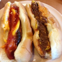 Photo taken at Joey's Hot Dogs by Jim W. on 11/2/2012