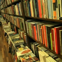 Photo taken at Livraria Argumento by André L. on 9/21/2012