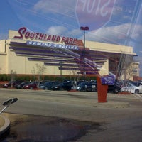 Photo taken at Southland Park Gaming & Racing by David W. on 3/5/2013