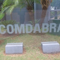 Photo taken at Comdabra by Henzel M. on 10/21/2012