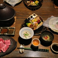Photo taken at 山あいの宿 喜安屋 by November on 10/1/2013