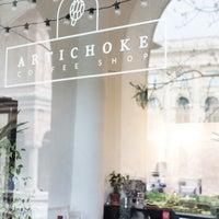 Photo taken at Artichoke Coffee Shop by Artichoke Coffee Shop on 4/25/2017