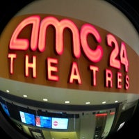 Photo taken at AMC Aventura 24 by Leena T. on 3/28/2013