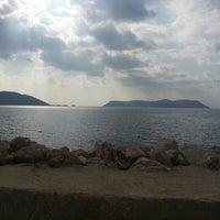 11/25/2012 tarihinde Süleyman K.ziyaretçi tarafından Kaş Limanı'de çekilen fotoğraf