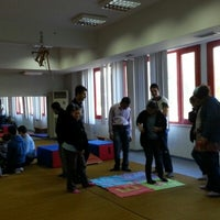 Photo taken at Beden Eğitimi ve Spor Yüksekokulu by S?leyman K. on 12/4/2012