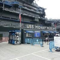 Foto scattata a USS Midway Museum da Ruben R. il 4/13/2013