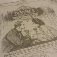 Photo taken at Farrell's Ice Cream Parlour by Shiva S. on 10/1/2013