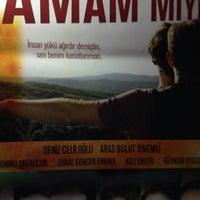 Photo taken at Yeni Sinema by Ali Ö. on 12/3/2013