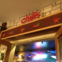 Photo taken at Chili's Reforma 222 by German C. on 7/6/2013