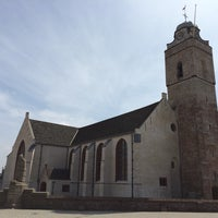 Photo taken at Oude Kerk by Alex K. on 5/1/2014