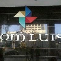 Foto tirada no(a) Shopping Pátio Dom Luis por Camilinha B. em 10/22/2012