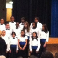 Photo taken at Annapolis Senior High School Auditorium by Zina K. on 1/17/2013