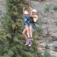 Photo taken at Zip Adventures by Zip Adventures on 9/30/2013