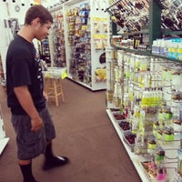 Photo taken at Tochterman's Fishing Tackle by Annie W. on 7/18/2014