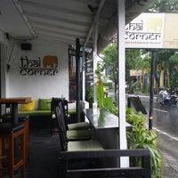 Photo taken at Thai Corner by Alan N. on 12/21/2013