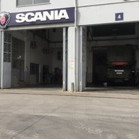 Photo taken at Scania - Acarsan by Coşkun I. on 3/22/2018