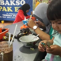 Photo taken at Bakso Pak Edy by Rudy A. on 5/12/2014