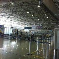 Photo taken at Terminal 2 (TPS2) by Ana Paula C. on 10/26/2012