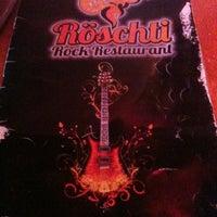 Photo taken at Röschti Rock Restaurant by Rodrigo R. on 9/16/2012