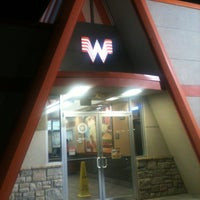 Photo taken at Whataburger by Miguel R. on 11/11/2012