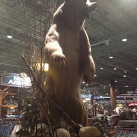 Photo taken at Bass Pro Shops by Anthony B. on 11/26/2012