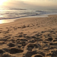 Photo taken at Pantai Teluk Cempedak (Beach) by Matsuda M. on 1/27/2013