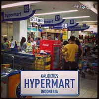 Photo taken at hypermart by @coel #. on 4/13/2013