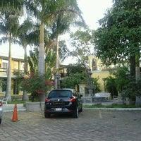 Photo taken at Hotel Posada Santa Fe by Einar R. on 11/23/2012