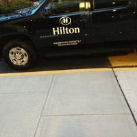 Photo taken at Hilton Hasbrouck Heights/Meadowlands by Aziz A. on 8/3/2013