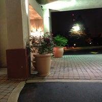 Photo taken at Hampton Inn by Aziz A. on 8/12/2013