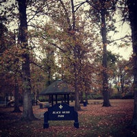 Photo taken at Black Mudd Park by Chris S. on 11/3/2012