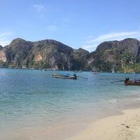 Photo taken at PhiPhi Andaman Resort by Elena P. on 2/14/2013