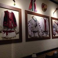 Photo taken at Cafe Glechik by Elena P. on 3/25/2014