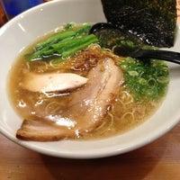 Photo taken at 三代目らーめん処 まるは極 by dotf on 11/20/2012