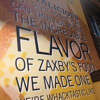 Photo taken at Zaxby's Chicken Fingers & Buffalo Wings by Lorene E. on 12/14/2016