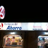 Photo taken at Oficinas de Farmacias del Ahorro by Helena G. on 5/3/2014