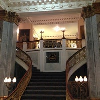 Photo taken at The Seelbach Hilton Louisville by Mike H. on 6/14/2013